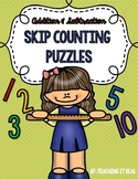 Skip Counting Puzzle