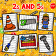 Skip Counting Puzzles - Construction