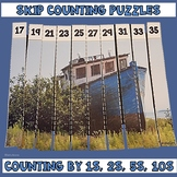 Skip Counting Puzzles for Math Centers
