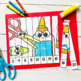 Skip Counting: School Time Number Puzzles