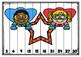 Skip Counting Puzzles- Superhero Theme