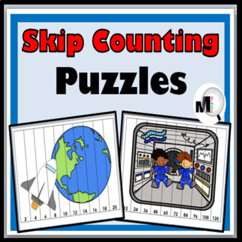 Skip Counting by 2s, 3, 4, 5, 6, 7, 8, 9, 10, 11, 12, and 100