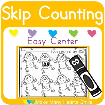 Skip Counting: Rainy Days