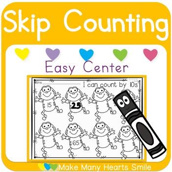 Skip Counting: Rainy Days