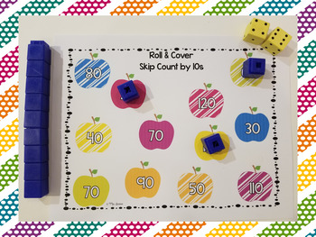 Skip Counting Roll & Cover
