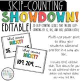 Skip Counting SHOWDOWN!