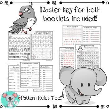Skip Counting Safari Booklet - Skip Counting Worksheets And Activities