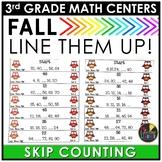 Skip Counting September Math Center