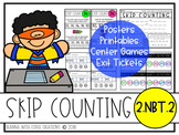 Skip Counting Activities {2nd Grade}
