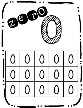Skip Counting Signs and Flashcards