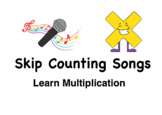 Skip Counting Songs 2-10: Learn Multiplication!