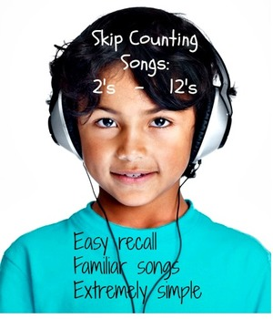 Skip Counting Songs
