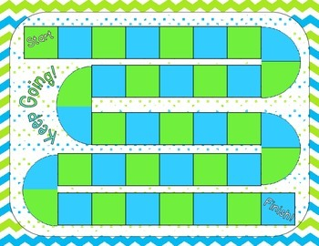 Skip Counting Spinner Game - Counting by 2, 5, and 10!