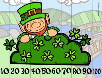 Skip Counting St. Patrick's Day
