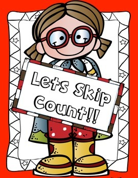 Skip Counting Math Games