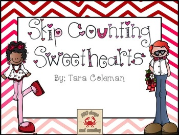 Skip Counting Sweethearts
