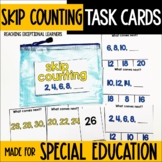 Skip Counting Task Card Set