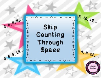 Skip Counting Through Space