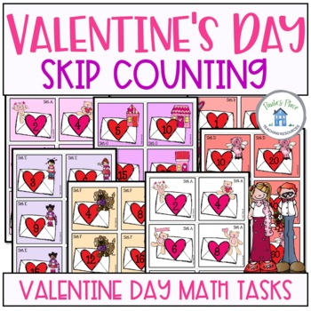 Skip Counting Valentine's Day