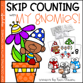 Skip Counting With My Gnomies - Skip and Coin Counting Practice