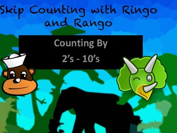 Skip Counting With Ringo and Rango
