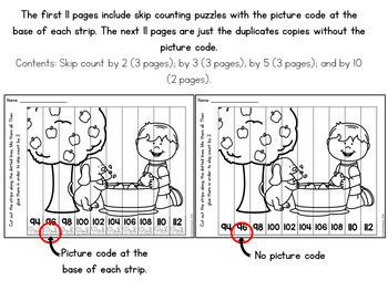 Skip Counting Worksheets   Skip Counting Activities