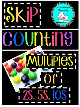 Skip Counting and Counting in Mulitiples