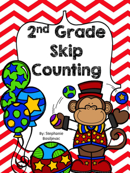 Skip Counting and Counting to 1,000  (2nd Grade)