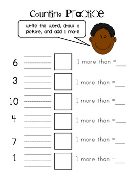 Skip Counting and Number Review