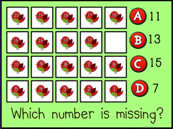 Skip Counting and Number Sense Promethean ActivInspire Flipchart Lesson