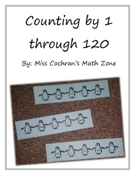 Counting by 1 through 120