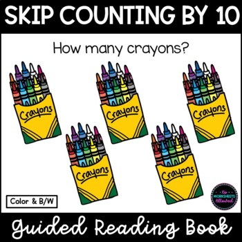 Skip Counting by 10 Mini Book