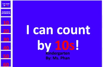 Skip Counting by 10s!