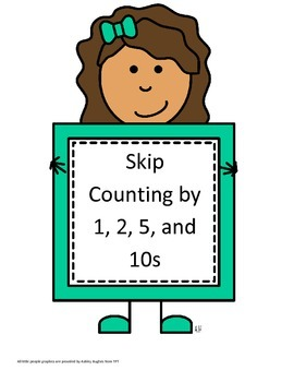 Skip Counting by 1,2,5, and 10s