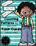 Counting Patterns by 1s (within 1,000) Task Cards