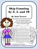 Skip Counting by 2, 5, & 10
