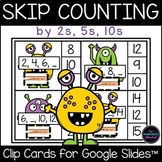 Skip Counting by 2, 5 and 10 Distance Learning for Google