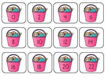 Skip Counting by 2's, 5's & 10's