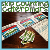 Skip Counting by 2s 5s and 10s Sorting Game for 1st Grade