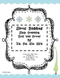 Skip Counting by 2's, 5's 10's and 100''s (Snow Buddies Roll and Cover)