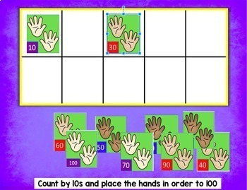 Google Classroom Activities MATH SKIP COUNTING BY 2s, 5s & 10s