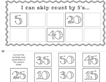 free skip counting activities by sam nowak teachers pay teachers. Black Bedroom Furniture Sets. Home Design Ideas