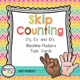 Skip Counting by 2's, 5's and 10's to 120 Bundle {Math Wor