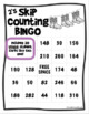 Skip Counting by 2s Bingo
