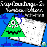 Skip Counting by 2s Practice Pages - Distance Education