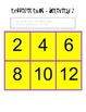 Skip Counting by 2s practice, center activities