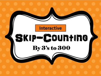 Skip Counting by 3