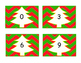 Skip Counting by 3's * Christmas Tree theme!