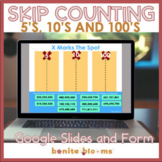 Skip Counting by 5, 10 and 100