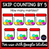 Skip Counting by 5 Distance Learning for Google Classroom™